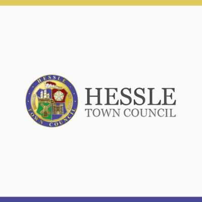 Hessle Town Council Palceholder Logo - Click to open full size image