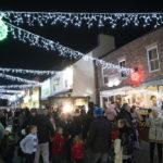 Prestongate Christmas lIghts
