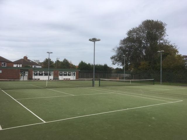 Hessle Lawn Tennis Club