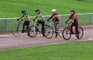 Cycle Speedway Juniors Yl20