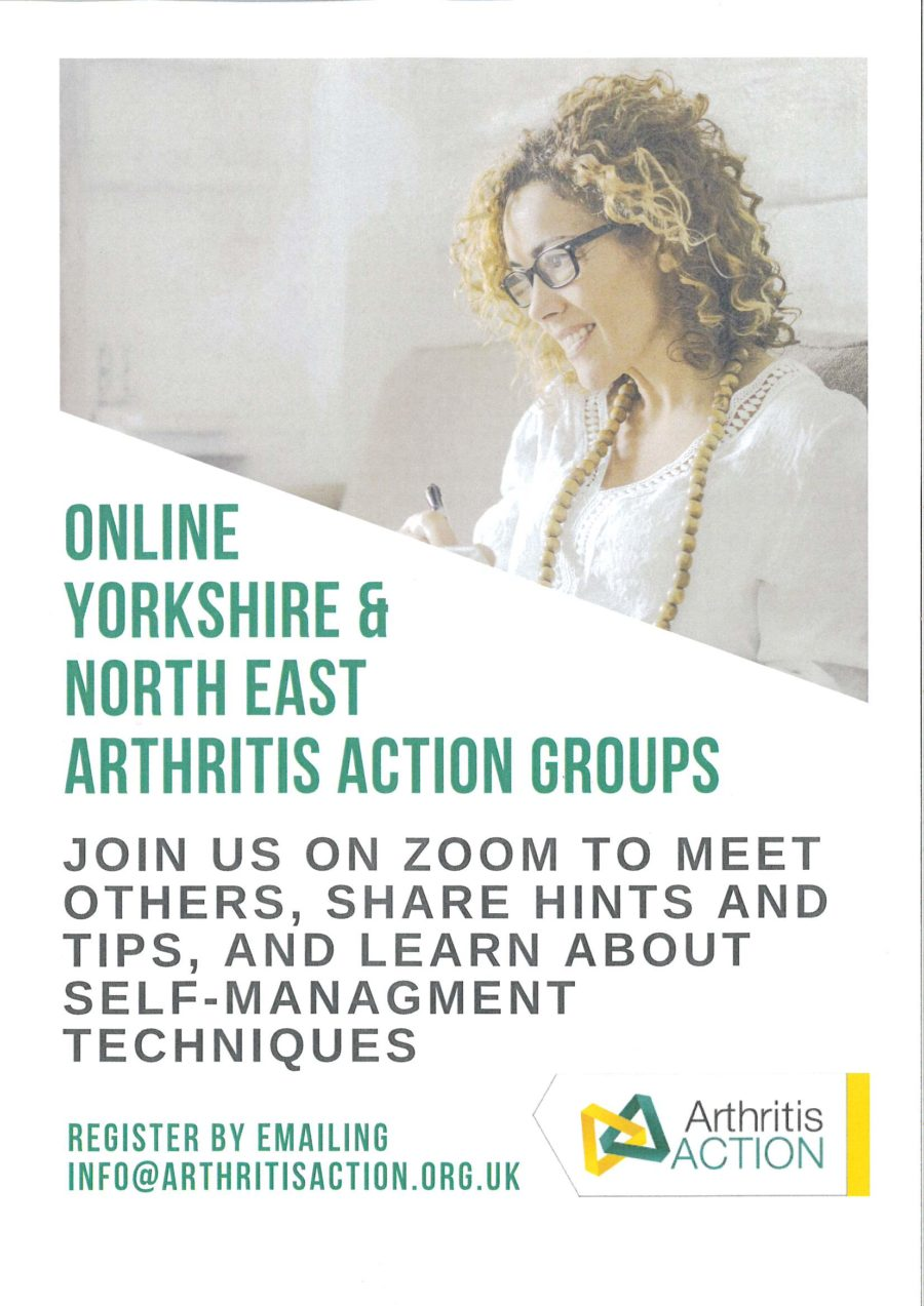 Yorkshire And North East Arthritis Action Groups